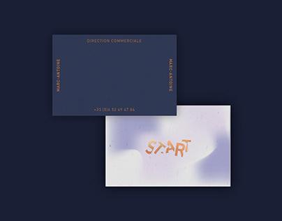 St-art - Branding