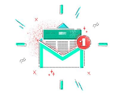Newsletter illustrations