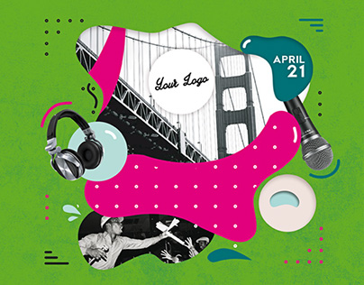 Urban Music Poster by Bestofflyers