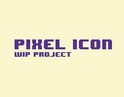 Pixel Icon [wip]