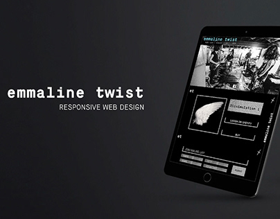 Emmaline Twist Web