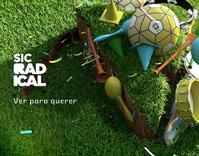 """SIC RADICAL """"Brazileirão Ident"""""""