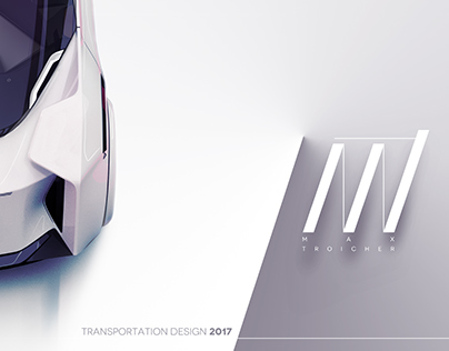 Transportation Design Portfolio 2017