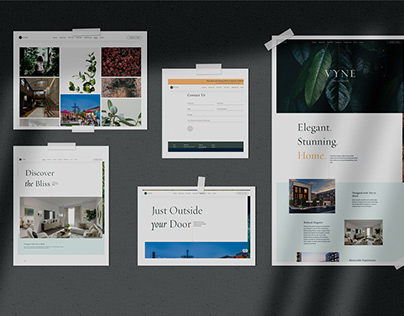 Vyne One Web Development
