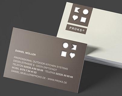 Proks – Brand Design