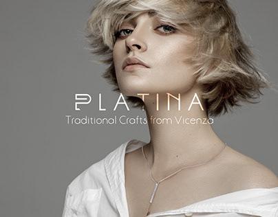 Platina Brand Identity