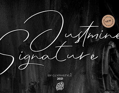 Justmine Signature