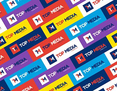 Top Media Pubblicità // Branding
