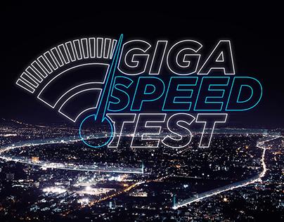 ETB - Giga Speed Test