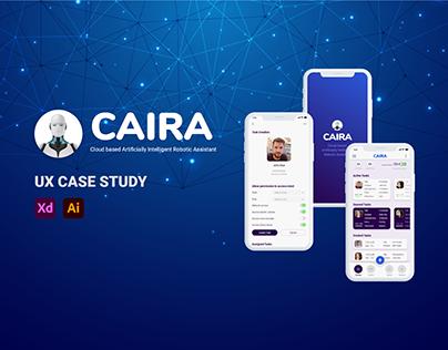 CAIRA - A Humanoid Robot Interface