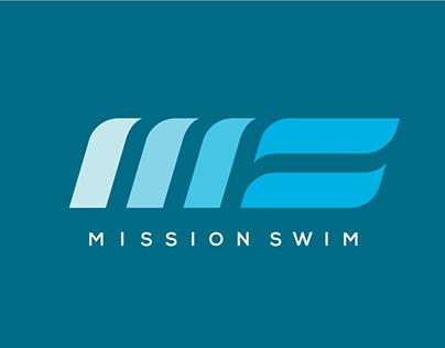 Logo for MISSION SWIM