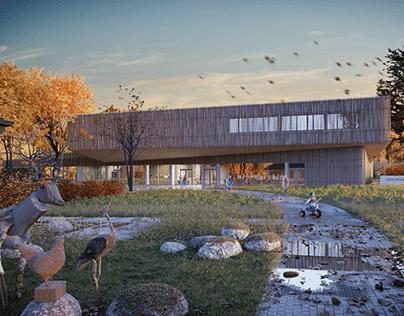 Architecture visualisation