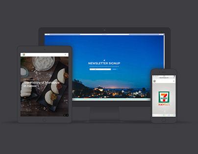 7-Eleven Hawaii Website