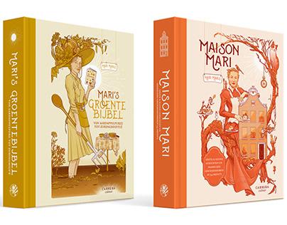 MARI MARIS bookcovers