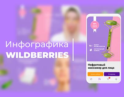Дизайн карточки для WILDBERRIESS