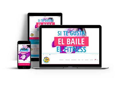 Web wordPress - Baileactivo