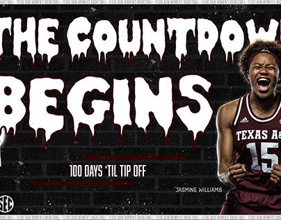 COUNTDOWN BEGINS