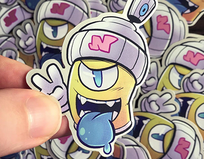 SolCityInk Stickers