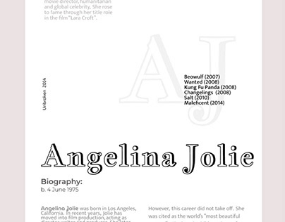 Illustration & Article page