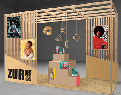 Zuru Beauty Brand, roll out & website design