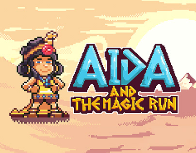 AIDA AND THE MAGIC RUN
