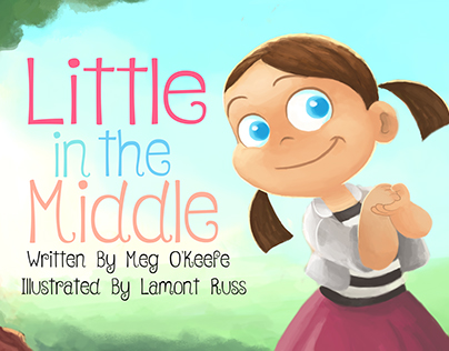 Little in the Middle - Children's Book