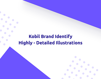 Brand Identify. Highly - Detailed Illustrations