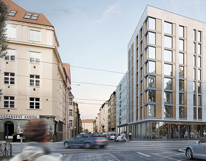 Residential Project Prague