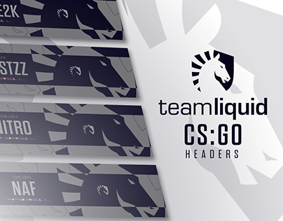 Team Liquid CS:GO Headers