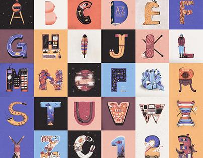 36 days of type (2015)