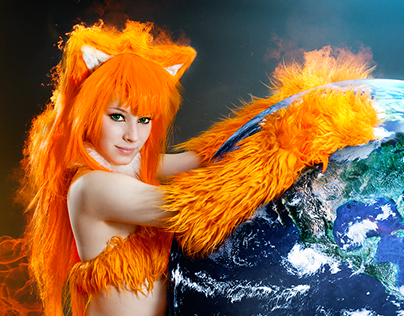 Firefox Cosplay