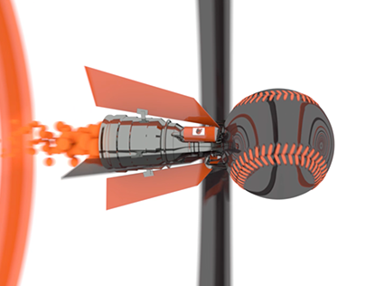 Baltimore Orioles Jumbotron Graphics Package