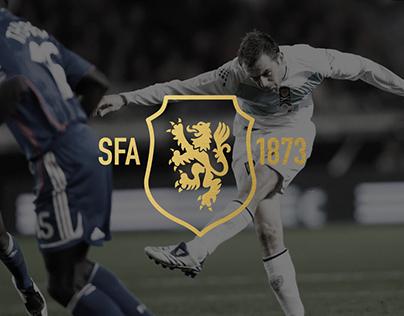 The Scottish Football Association Rebranding