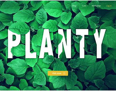 Planty design