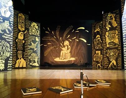 Scenografia teatrale by ARTE IN SCATOLA