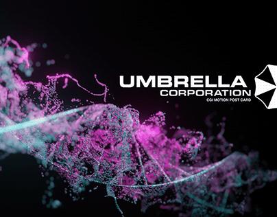CGI Happy New 2021 from Umbrella Corp.
