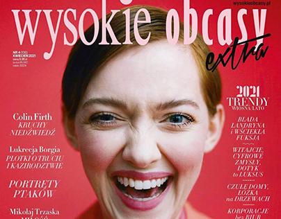 Wysokie Obcasy Extra - cover story
