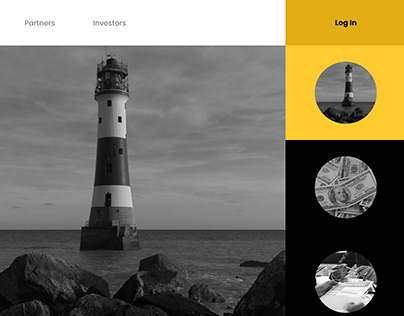 Factoring Company Website redesign