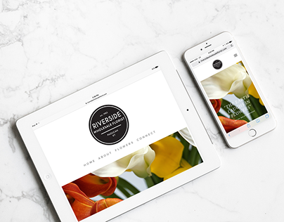 Riverside Wholesale Florist Rebranding