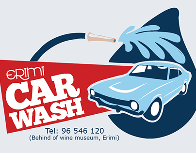 REdesign Business Card _Car wash 2015 (double side)