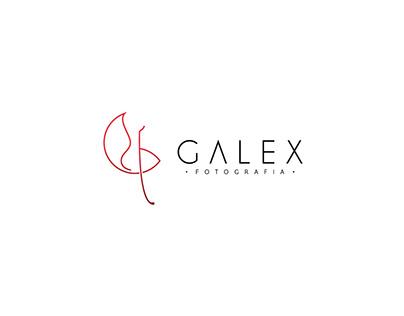 Galex Photography | Photographer Logo Design