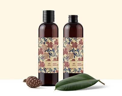 Trendy Patterns - Natura Oils