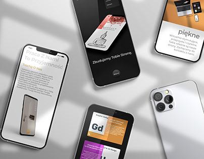 Web Development mobile version