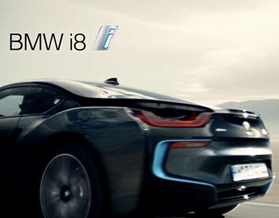 BMW i8 Campaign
