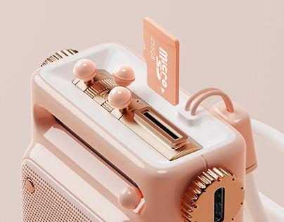 童真小音箱/Bluetooth Speaker