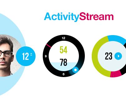 ActivityStream Dashboard