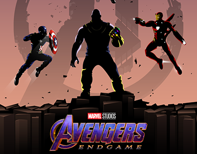 (SOME PEOPLE MOVE ON .. BUT NOT US) AVENGERS POSTER