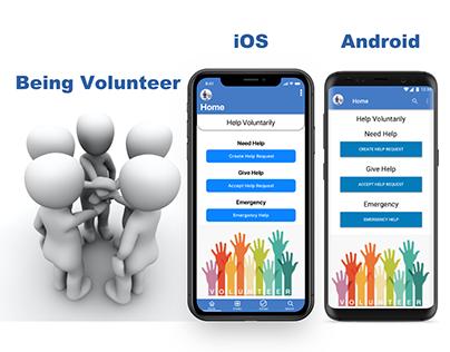 Being Volunteer