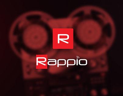 Rappio App Design