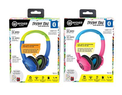 Kids Wireless Headphone